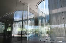 glass pavilion pritzker prize worthy sanaas glass pavilion at the toledo museum