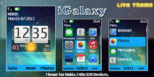 nokia x2 themes free download mobile9 download igalaxy symbian series 40 5th edition 240x320 themes