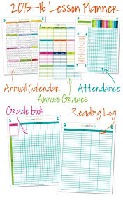 printable homeschool lesson plan template 28 images of homeschool planning calendars template infovia net