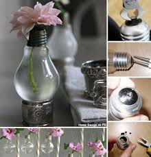 Flower Vase Crafts Amazing Diy Flower Vases To Decorate Your Home U2014 The Home Design