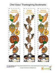 holidays 11 colorful thanksgiving bookmarks