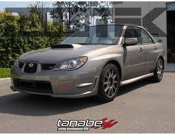 sti subaru 2005 tanabe gf210 sustec maximum performance springs wrx u0026 sti 2005