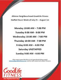 goodlife fitness home