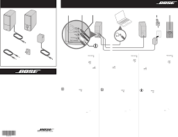 bose refurbished home theater system bose speaker system companion 2 series iii user guide