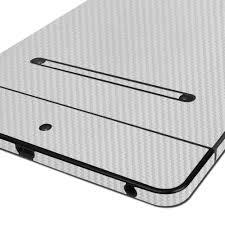 Dell Venue 8 Pro Rugged Case Skinomi Techskin Dell Venue 8 7000 7840 Silver Carbon Fiber