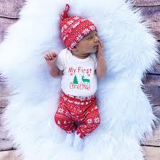 3pcs set newborn clothing set baby boy