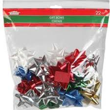bags of bows bulk christmas house luxury gift bows 8 ct bags at dollartree