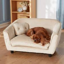 enchanted home pet ultra plush astro sofa dog bed petco