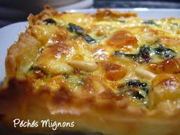 cuisiner le vert des blettes recette tarte aux feuilles de blettes et gouda au cumin 750g