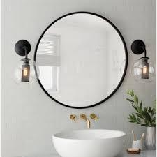 round mirrors you u0027ll love wayfair
