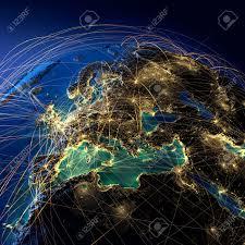 World At Night Map by Trail Map Images U0026 Stock Pictures Royalty Free Trail Map Photos