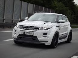 mitsubishi fto wide body land rover range rover evoque exclusive wide body kit