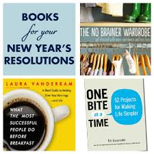 books and blogs for your new year s resolutions
