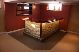 modern custom basement bars with basement gallery plymouth