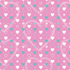 Hintergrundmuster Blau Blau Und Wei罅e Herzen Auf Rosa Hintergrund Muster Lizenzfrei