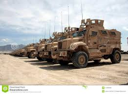 armored vehicles armored vehicles ready for issue in afghanistan editorial stock