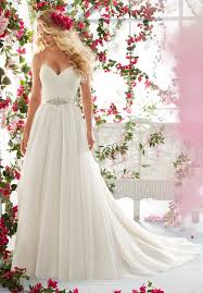 mori lee voyage 6812 ruched a line wedding dress with spaghetti