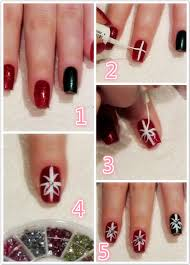 easy christmas nail designs for short nails how you can do it at