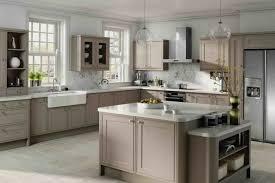 meuble cuisine taupe meuble cuisine couleur taupe jpg 760 506 création cuisine