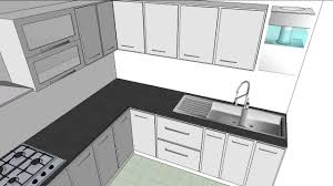 kitchen 3d design puravankara pallikaranai youtube