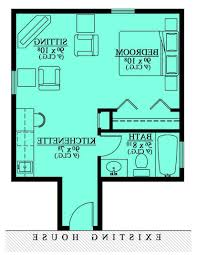apartments floor plans with inlaw apartment bedroom house plans
