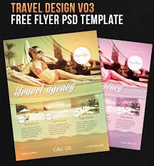 122 free psd flyer templates to make use of offline marketing