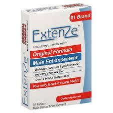 extenze male enhancement maximum strength 30 tablets