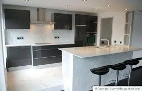 cuisine marbre blanc plan de travail en marbre pour cuisine plan de travail en marbre