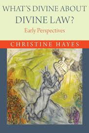 what u0027s divine about divine law early perspectives christine