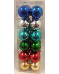 slash prices on shiny multi color 30mm shatterproof balls