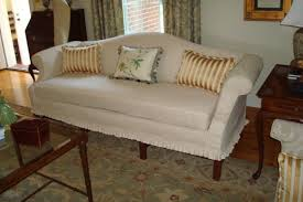 i am looking for a camelback sofa slipcover can this one be bought