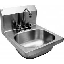 wall mount stainless steel sink ace atlanta culinary equipment inc wall mount hand sink w