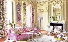 Sites For Home Decor Architecture Elegant Home Decor Ideas With Floral Window Curtain