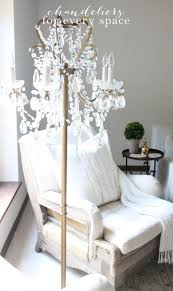 Girly Chandeliers For Cheap Best 25 Plug In Chandelier Ideas On Pinterest Plug In Wall