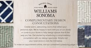 Free Home Interior Design Home Interior Design Services Williams Sonoma Home Williams Sonoma