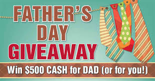 johnson city press sweepstakes win 500 cash in the father u0027s day