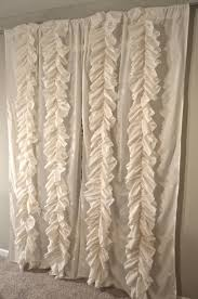 Zebra Shower Curtain by Bathroom Zebra Print Crushed Voile Ruffle Curtains For Bathroom
