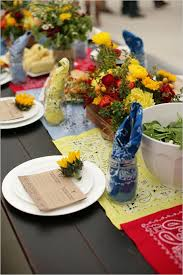 Western Style Centerpieces by 421 Best Southwestern Images On Pinterest Cowboy Party Parties