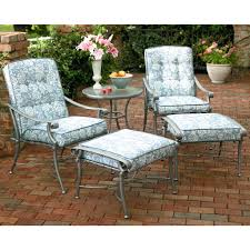 Patio Replacement Cushions Patio Furniture Replacement Cushions Martha Stewart In Unusual
