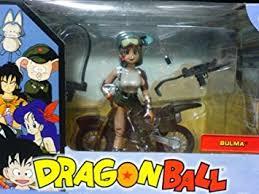 amazon com doragon ball collectible figure bulma bloomers japan