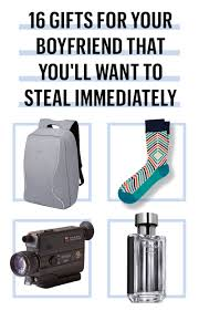 20 best gifts for boyfriends thoughtful gifts for him