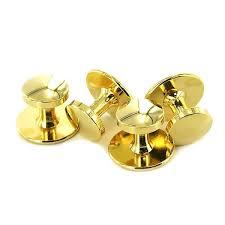 gold studs usn set of 4 gold shirt studs vanguard