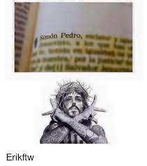 Pedro Meme - pics me me simon pedro erikftw 6252194 png