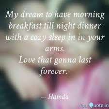 Love Lasts Forever Quotes by Hamda Khan Quotes Yourquote