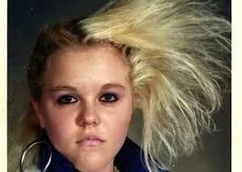 80s hairstyles here s a collection of the most ridiculous female hairstyles from