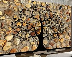 compare prices on stone wall texture online shopping buy low custom de parede 3d papel stone texture murals for the living room sofa tv background