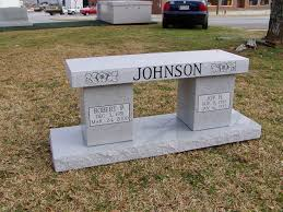benches u2013 matthews granite