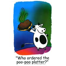 poo poo platters who ordered the poo poo platter cow t shirt