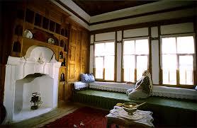 Turkish Interior Design Yörük Köyü Safranbolu Karabük Traditional Turkish Interior