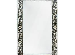 mirror mother of pearl mirrors stunning mother of pearl wall